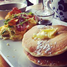 I could have this every day. Brunch at Cafe Pispala, Tampere, Finland. #tampereallbright #tampereblog