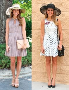 Today's Everyday Fashion: High Tea & Hats