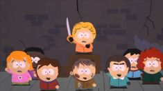 South Park: La resistance I don't know why but I LOVE this song!
