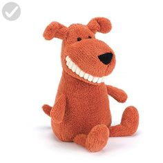 Jellycat Toothy Mutt, Large - 14 inches - Fun stuff and gift ideas (*Amazon Partner-Link)
