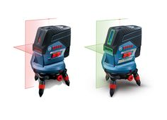 High precision and easy alignment: first Bosch combi laser that can be operated via app