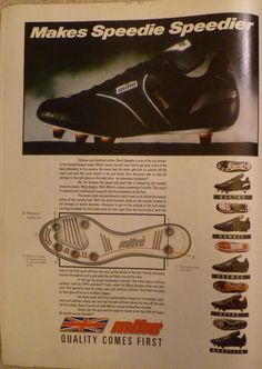 Embedded image permalink Advertising, Ads, Vintage Football, Football Boots, First They Came, Embedded Image Permalink, Ephemera, Baseball Cards, How To Make