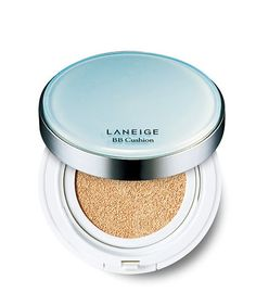 Laneige BB Cushion Pore Control SPF 50 PA+++ | From innovative skincare to cute, kitschy packaging, Korean beauty products are taking America by storm. So what makes them so special? Korean brands are often ahead of the game when it comes to technology, formulations, and ingredients, yet they remain totally affordable. Here, a few of our favorites.