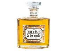LA GRANDE ÉPICERIE DE PARIS - Gastronomie : Huile d'olive extra-vierge château d'Estoublon (70 cl), en exclusivité Gastronomie- Le Guide Envies 2013