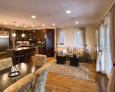 kitchen living room - Pesquisa Google