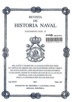 Relación y Diario de la navegación que hizo ... Don Francisco Xavier Estorgo y Gallegos
