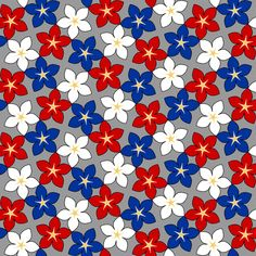 nationalistic fervour fabric by sef on Spoonflower - custom fabric