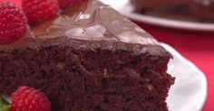 Prepare yourself for a new kind of chocolate cake recipe, one that can be made without eggs, milk or butter.