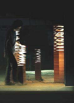 Lamp Up - indoor or outdoor light