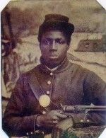 Spotswood Rice had been born a slave. But by September of 1864, he was a free man and a soldier in the U.S. Army. His daughter was still enslaved in Missouri. Rice had work to do in the South, but he wanted his former mistress, Katherine Diggs, to know that he would return after the war to collect his daughter. So he sent Diggs a letter stating his intentions, and swearing vengeance if she harmed her: