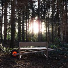 "30 likerklikk, 3 kommentarer – @weltevree på Instagram: ""The Wheelbench invites you to find the perfect spot #worldofweltevree #undividedattention #nature…"""