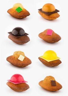 Il y a peu nous avons appris l'ouverture d'une nouvelle boutique, entièrement consacrée aux madeleines : Mesdemoiselles Madeleines...