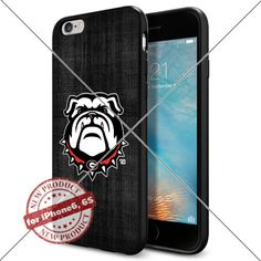 WADE CASE Georgia Bulldogs Logo NCAA Cool Apple iPhone6 6S Case #1156 Black Smartphone Case Cover Collector TPU Rubber [Black] WADE CASE http://www.amazon.com/dp/B017J7GXZ2/ref=cm_sw_r_pi_dp_-DEwwb1PZ59Z5