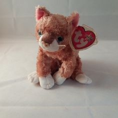 7 inch JOLLY the Walrus TY Beanie Baby - MWMTs Stuffed Animal Toy