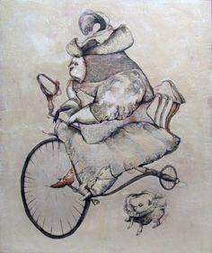 El susurro de la rueda recuerda el camino