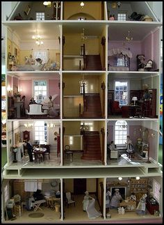 Harrods Doll House | Silly me forgot to take a photo of the … | Flickr