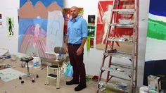Contemporary Artist Peter Doig, Trinidad, Caribbean Art, Art Review