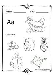 Slide8 Letter S Worksheets, Measurement Worksheets, Social Studies Worksheets, Kindergarten Math Worksheets, Worksheets For Kids, Preschool Activities, School Lessons, Lower Case Letters, Kids Education