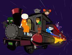 Homestuck Hype Train