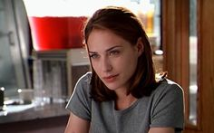Claire Forlani. There are instances in meet Joe Black where her eyes are the definition of love. Wonderful actress~~Joe Black--one of my most favorite movies....