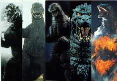 Godzilla  !!!!