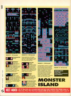 Amiga Power Rainbow Islands guide Page 5
