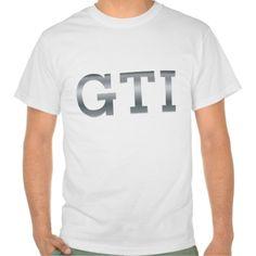 Volkswagen Golf GTI badge red  #volkswagen #golf #rabbit #volkswagengolf #golfgti #gti #tshirt #automobile  #vdub