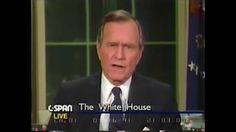 Watch America's last 4 presidents each announce that they're bombing Iraq déjà vu