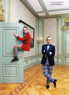 Viktor & Rolf by Blommers & Schumm