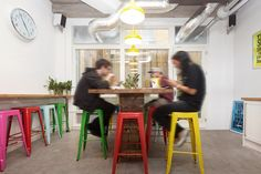 aei media trifle creative 038 700x466 AEI Medias New London Offices / Trifle Creative