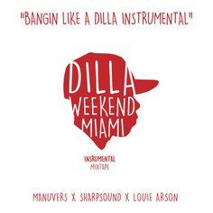Bangin Like A Dilla Instrumental (Mix)