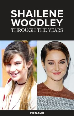 Watch Shailene Woodley Grow Up Right Before Your Eyes