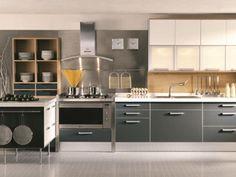 Cómo amueblar la #cocina según sus medidas #decoración #hogar