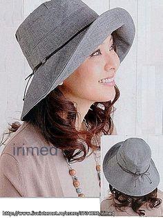 Текстильные фантазии и не только: Летняя шляпа. Con moldes y mas trabajos: mandil con buhos.