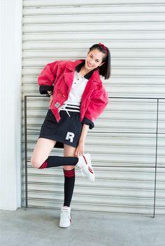 【動画】水原希子が着る、「リーボック クラシック」の最新コーデ   BRAND TOPICS   FASHION   WWD JAPAN.COM