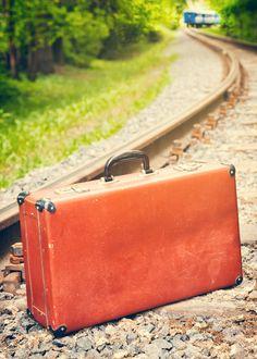 #Viajar con #maletas livianas para cargar en tu viaje o con #maletas llenas de tus objetos preferidos?