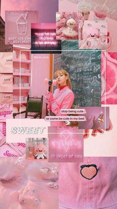 Check out Blackpink @ Iomoio Lisa Blackpink Wallpaper, Baby Wallpaper, Pink Wallpaper Iphone, Trendy Wallpaper, Cute Wallpapers, Wallpaper Quotes, Aesthetic Pastel Wallpaper, Pink Aesthetic, Whatsapp Wallpaper