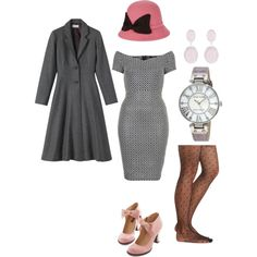 """Smart and stylish"" by maria-kuroshchepova on Polyvore"
