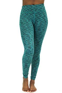 0c8b94eb581 90 Degree By Reflex Fleece Lined Leggings Rain Forest Green Space Dye XS   gt  gt