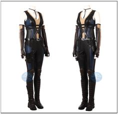 Zazie beetz domino costume deadpool 2 movietelevision costumes ii deadpool 2 domino neena thurman sexy cosplay costume outfits for comic con adult women customize manluyunxiao publicscrutiny Images