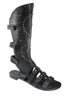 undergroundin & popkultin kengät:: Gladiaattorisandaalin uusi tuleminen: Xena, 300, Troija, Aleksanteri