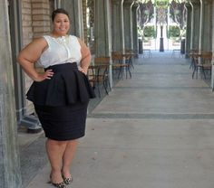 Chasity | The Curvy Girl Guide..where can I find this dress ASAP!