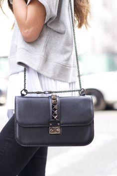 Bag Envy // @Something Navy in #JamesJeans