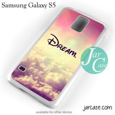 Disney Dream Phone case for samsung galaxy S3/S4/S5