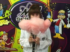 Who else loves Candy Floss at their Parties?