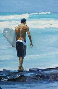 David Bogart | COTW Surf Artist