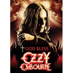 God Bless Ozzy Osbourne  DVD  2011