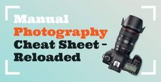 How to Shoot in Manual Mode Cheat Sheet for Beginners (Digital Photography School) Photography Cheat Sheets, Photography Lessons, Photography Business, Light Photography, Photography Tutorials, Boudoir Photography, Photography Ideas, Photography Hashtags, Photography Supplies
