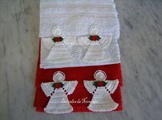 OFICINA DO BARRADO: Croche - Natal ...