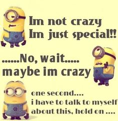 Read This 18 Top Funny Minions Pictures Today ALSO READ: 30 Funniest Despicable me Minions Quotes Related Post Top 18 as above so below quote Top 25 Minion Humor Quotes Minion Humor, Funny Minion Memes, Minions Quotes, Funny Jokes, Hilarious, Minion Sayings, Drunk Humor, Nurse Humor, Despicable Me Funny